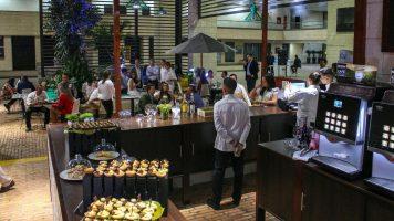 Patio Café, una experiencia gastronómica en el  Centro de Eventos Valle del Pacífico